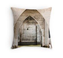 Florence Bridge Throw Pillow