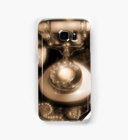 Princess Rotary Dial Phone Samsung Galaxy Case/Skin