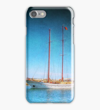 Nautical party iPhone Case/Skin
