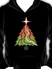 Happy Holidays Christmas Tree T-Shirt