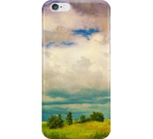 Stormy Landscape iPhone Case/Skin