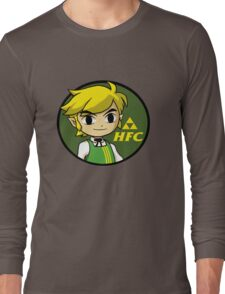 Hyrule Fried Cuccos Long Sleeve T-Shirt