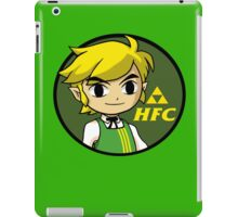 Hyrule Fried Cuccos iPad Case/Skin