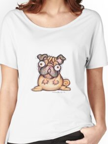 PUG! Women's Relaxed Fit T-Shirt