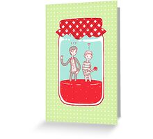 Jamtastic Greeting Card