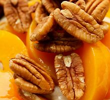 Pecan & Peaches by Aileen David