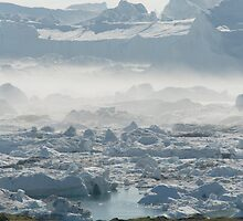 Western Greenland by Mark Prior