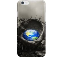 Earth Day 2012 iPhone Case/Skin