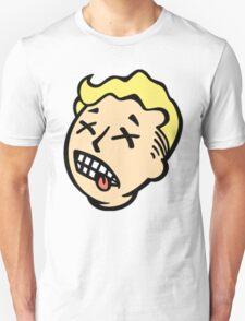 Fallout Vault Boy Dead T-Shirt