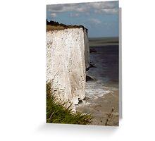 A walk on the Saxon Shore Way, Kent Greeting Card