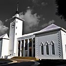 City Hall and Art Centre,Bermuda by buddybetsy