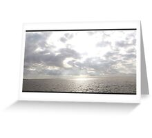 Great Day on the Water Greeting Card