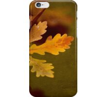 Memory of Trees iPhone Case/Skin