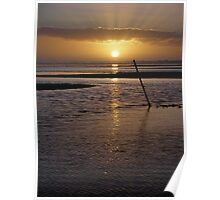 Sunrise over Dunsborough Poster