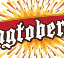 Bangtoberfest Sticker
