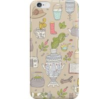 Dacha iPhone Case/Skin