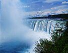 Horseshoe Falls at Niagara by Yukondick