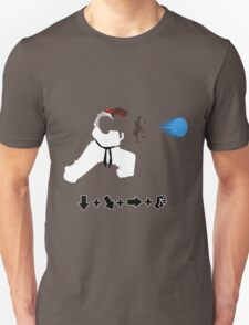 Vector Hadoken  T-Shirt