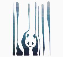 Panda's Way Baby Tee