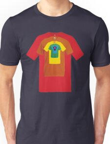 All t-shirt in one Unisex T-Shirt