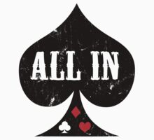 All in - Ace of Spades (I) by neizan