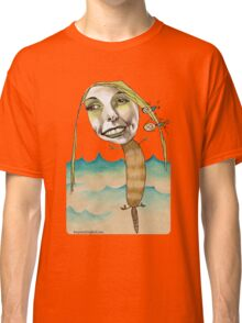 Platypus with People Hairclips Classic T-Shirt
