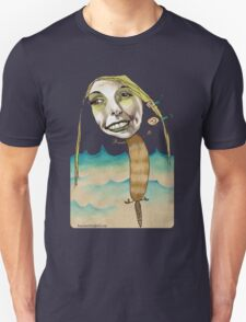Platypus with People Hairclips T-Shirt