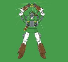 Hylian Matrix of Heroics T-Shirt