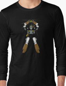 Hylian Matrix of Heroics Long Sleeve T-Shirt