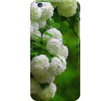 Textured Flora (New) iPhone Case/Skin
