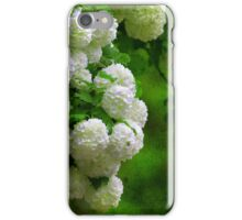 Textured Flora (New) iPhone Case/Skin