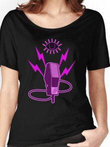 Community Radio Women's Relaxed Fit T-Shirt
