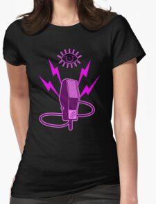 Community Radio Womens Fitted T-Shirt