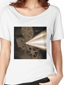 Movie Projector Women's Relaxed Fit T-Shirt
