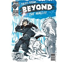 Tales From Beyond the Wall Photographic Print