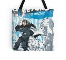 Tales From Beyond the Wall Tote Bag