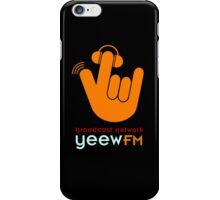 yeewFM iPhone & iPod Cover - Large Logo iPhone Case/Skin
