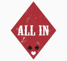 All in - Ace of Diamonds  by neizan