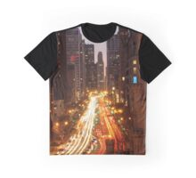 Chicago Street Graphic T-Shirt