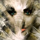 Elephant woman by Annabellerockz