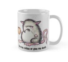Rat in need of coffee Mug