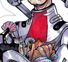 Mass Effect - Mordin Sticker