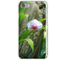 Resting Orchid iPhone Case/Skin