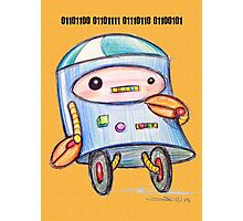 Robot Loves You Photographic Print