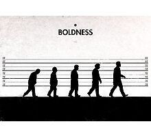 99 Steps of Progress - Boldness Photographic Print