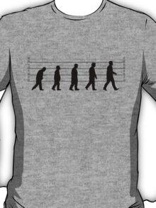 99 Steps of Progress - Boldness T-Shirt