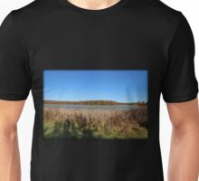 Minsi Lake October Shadows Unisex T-Shirt