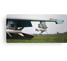 missile Canvas Print