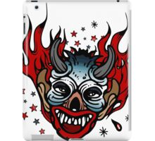 Horrible Fear iPad Case/Skin