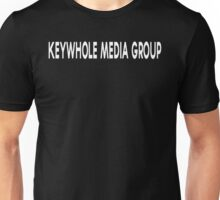 KEYWHOLE MEDIA GROUP Unisex T-Shirt